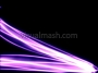 Light Trails - Strings & Ribbon 1 - Purple Blue Loop