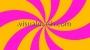 Retro Psychedelic Rays Twist Multi Colour 1