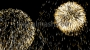 Fireworks Traditional Basic Gold White Loop