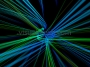 Light Strings Multi 1 Coming At Ya Green Blue One-Shot