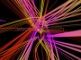 Light Strings Multi 1 Coming At Ya Red Yellow Purple VJ Loop