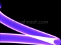 Light Trails - Cone 1 - Purple Blue