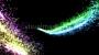Light Trails - Light Streaks Rockets Multi Colour 1 Loop