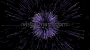 Star Burst Pulse 1 White-Purple